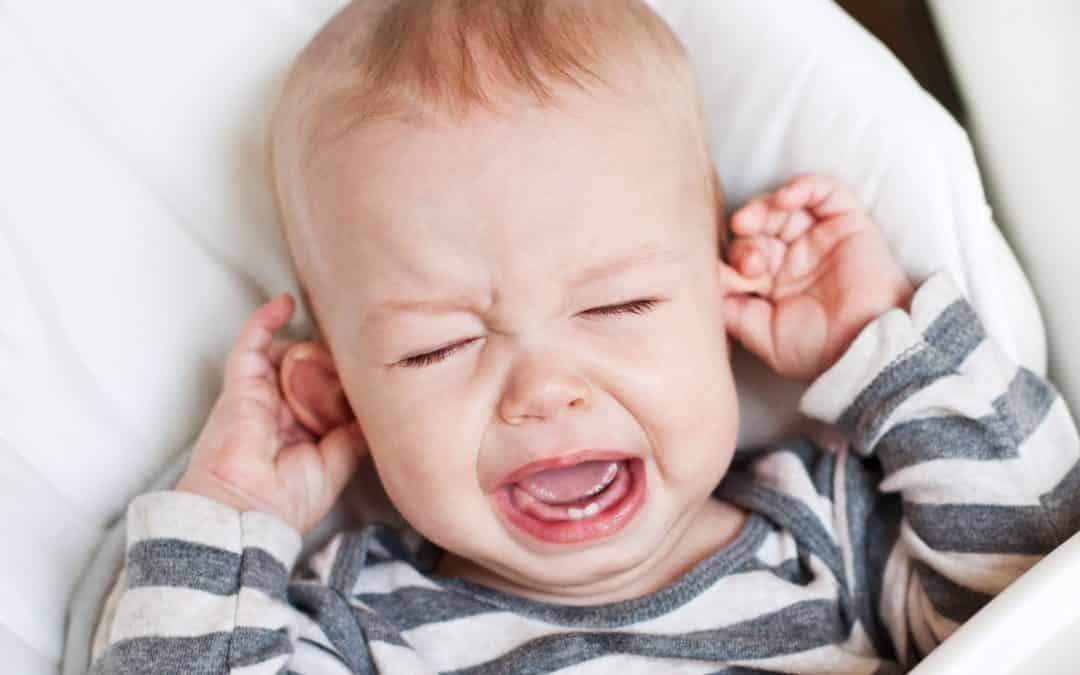 Ostéopathe otite bébé Yvelines