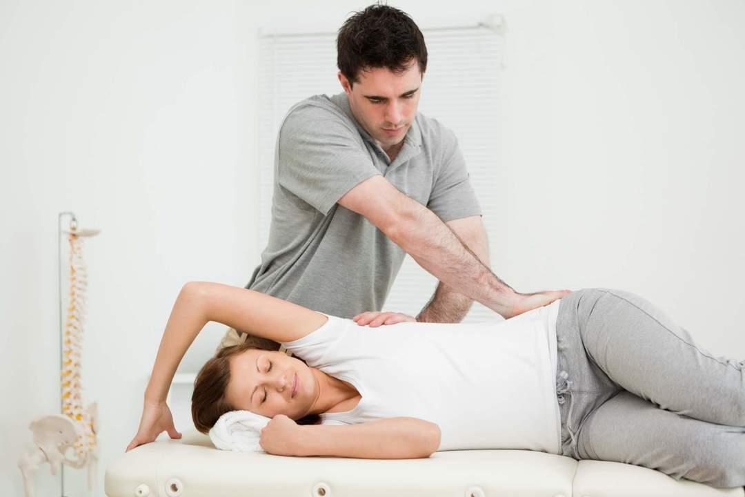 Traitement ostéopathique